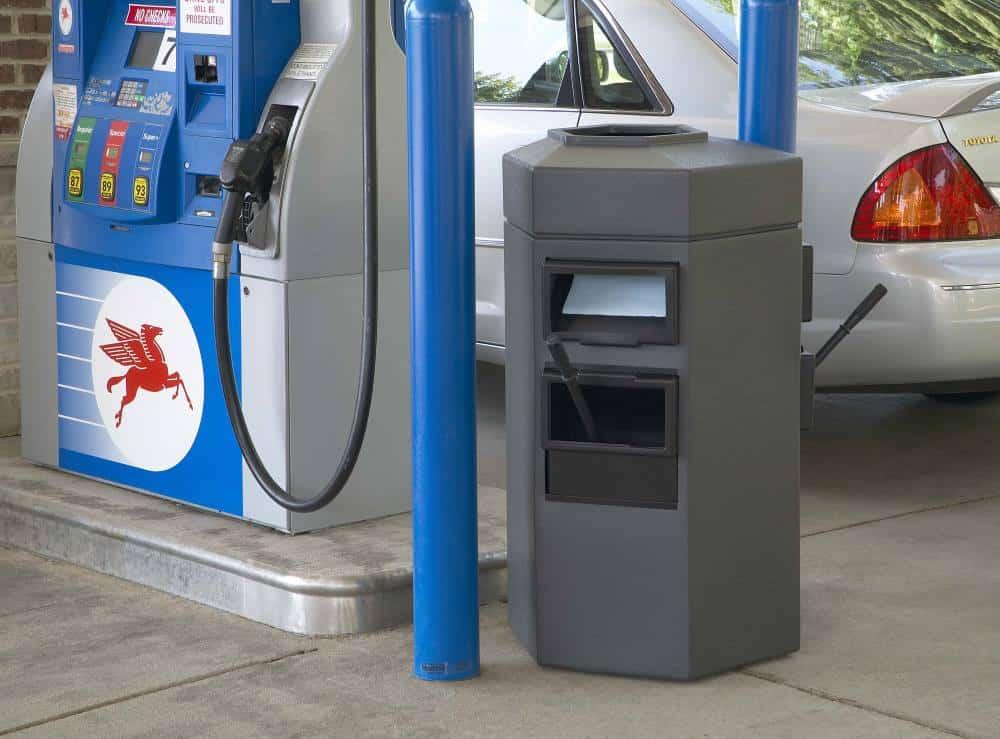 Petroleum & C-Store Pump Island Stations - Commercial Zone