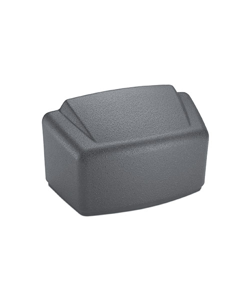 Waste 'N Wipe Lid, Gray