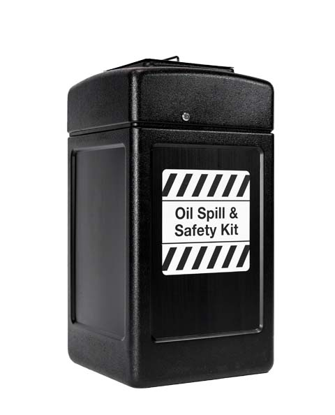 Oil Spill Kit_Black