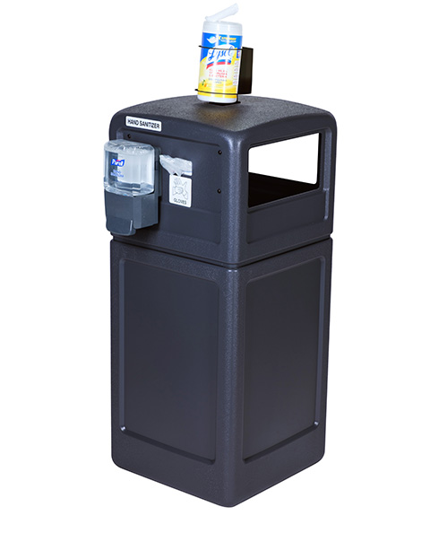 PolyTec Clean Station_Black